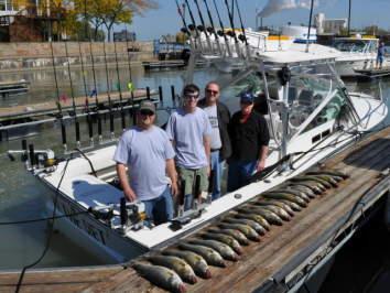 Downriggers trolling equipment cisco fishing systems for Cisco fishing systems