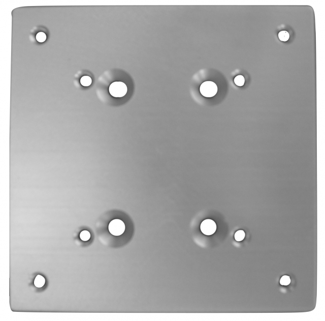 Scotty Downrigger Adapter Plate