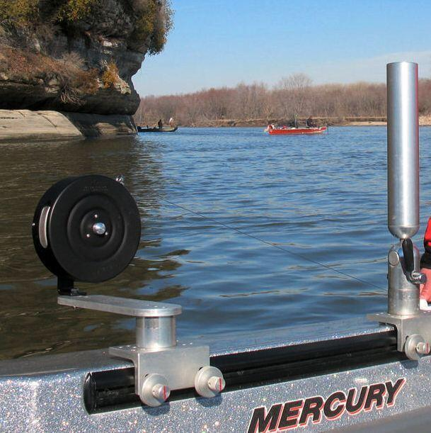 Cisco handline reel mount trolling equipment cisco fishing for Handline fishing reel