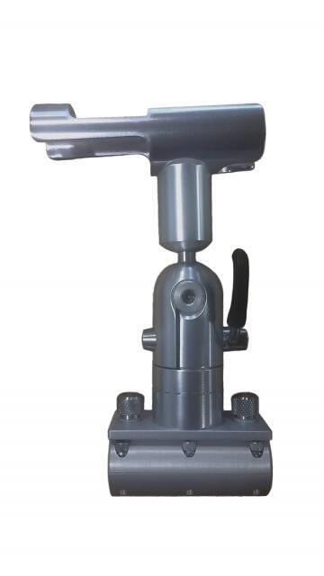 Short Cradle on Thumbscrew Rail Mount