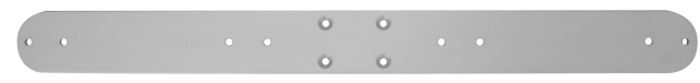 Quad Cross-Plate for Rod Holders