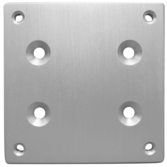 Big Jon Rod Holder/Downrigger Adapter Plate