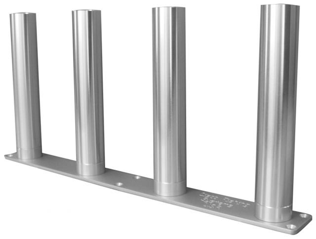 10 Unit stationary storage rack