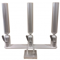 Triple Rod Holder Packages
