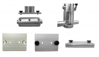 Mounts for Single Rod Holders