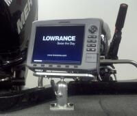 trolling equipment fish finder mounts adjustable rod holders