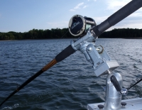 Down East Salty Rod Holder Mounts